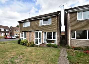 Thumbnail 3 bed semi-detached house for sale in Little Park Close, Hedge End, Southampton