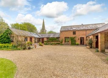 Thumbnail 4 bed barn conversion for sale in Church Lane, Gilmorton, Leicestershire
