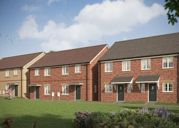 Thumbnail 2 bed semi-detached house for sale in Bunford Heights, West Coker Road, Yeovil