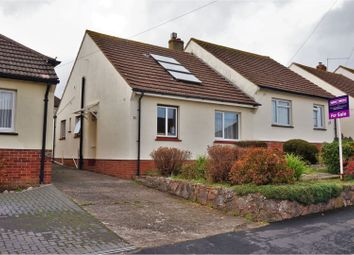 Thumbnail 2 bed semi-detached bungalow for sale in Central Avenue, Exeter