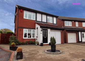 Thumbnail 3 bed detached house to rent in Abbots Way, North Shields