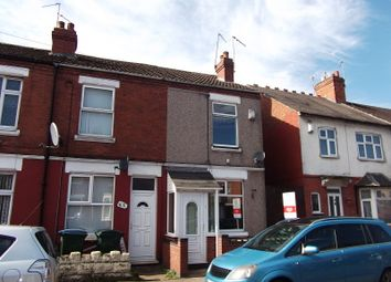Thumbnail 2 bed end terrace house to rent in Stoke Row, Coventry