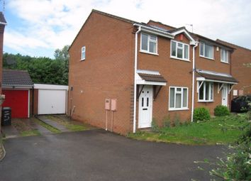 Thumbnail 3 bed semi-detached house to rent in Trent Close, Broughton Astley, Leicester