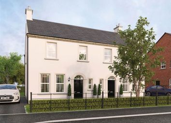 Thumbnail 3 bed semi-detached house for sale in 87, Readers Park, Ballyclare