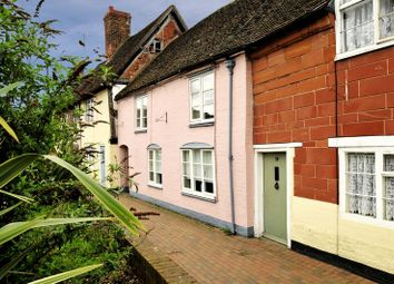 Thumbnail 3 bed terraced house for sale in Mill Street, Bridgnorth