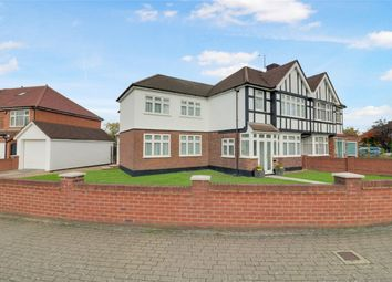 Thumbnail 5 bed semi-detached house for sale in Chapman Crescent, Harrow