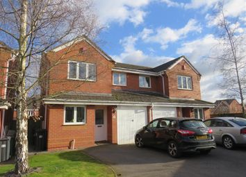 Thumbnail 3 bed property to rent in Portia Way, Heathcote, Warwick