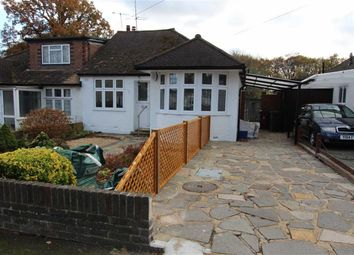 Thumbnail 2 bed semi-detached bungalow to rent in Courtland Avenue, London