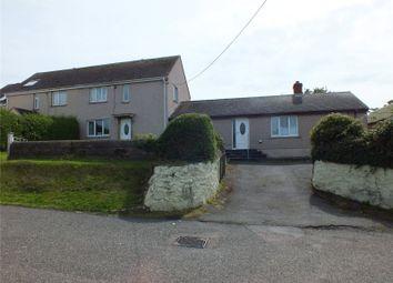 Thumbnail 4 bed semi-detached bungalow for sale in 1 & 1A, Trewarren Close, St. Ishmaels, Haverfordwest