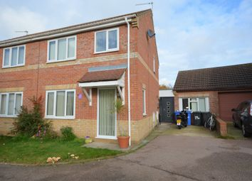 Thumbnail 4 bedroom semi-detached house for sale in Chaukers Crescent, Lowestoft, Suffolk