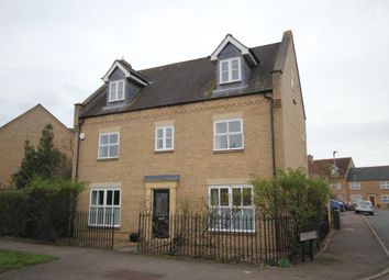 Thumbnail 5 bed detached house for sale in Columbine Road, Ely