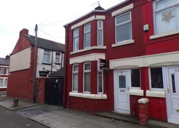 Thumbnail 3 bedroom end terrace house for sale in Aylesford Road, Liverpool, Merseyside, England