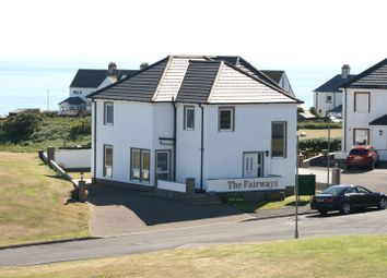 Thumbnail 3 bed detached house for sale in The Fairways, Chalet Road, Portpatrick, Stranraer