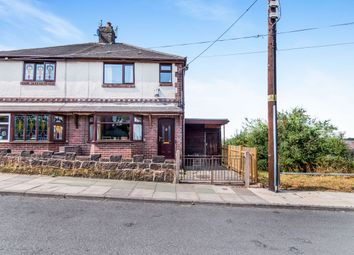 Thumbnail 3 bed semi-detached house for sale in Barber Road, Stoke-On-Trent