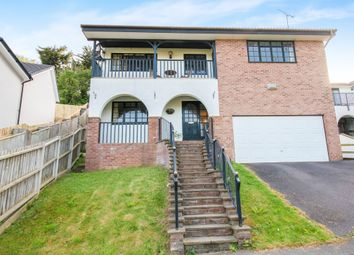 Thumbnail 4 bed detached house for sale in The Glen, Challow Drive, Weston-Super-Mare