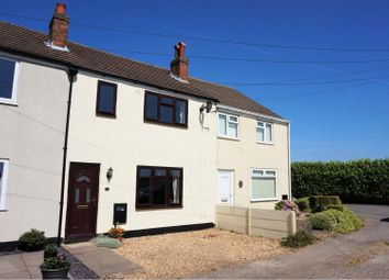 Thumbnail 3 bed terraced house for sale in Ashby Road, Boundary, Swadlincote