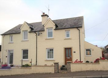 Thumbnail 2 bed semi-detached house for sale in 3 Tulloch Avenue, Dingwall