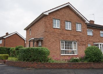 Thumbnail 3 bed end terrace house for sale in Winster Road, Great Barr, Birmingham