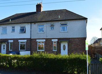 Thumbnail 3 bedroom semi-detached house for sale in Longslow Road, Market Drayton