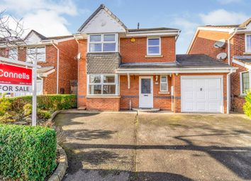 Thumbnail 4 bed detached house for sale in Yale Drive, Wednesfield, Wolverhampton