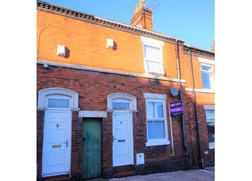 Thumbnail 3 bed terraced house for sale in Parsonage Street, Stoke-On-Trent