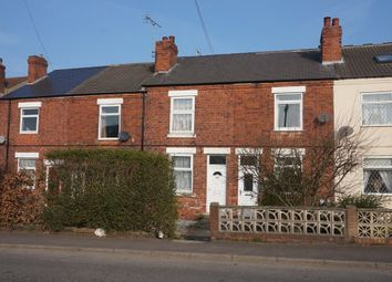 Thumbnail 2 bedroom terraced house to rent in Williamthorpe Road, North Wingfield, Chesterfield