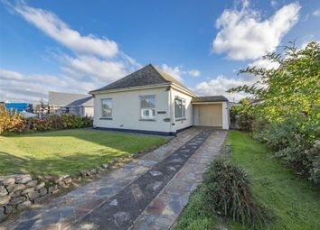 Thumbnail 3 bed detached bungalow for sale in The Crescent, Widemouth Bay, Bude, Cornwall