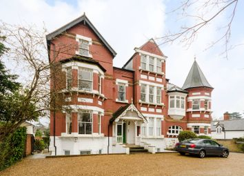 Thumbnail 1 bed flat to rent in Langley Avenue, Surbiton