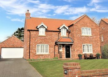 Thumbnail 4 bed detached house for sale in Norwood Yard Close, Timberland