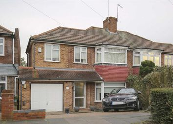 Thumbnail 3 bed property to rent in Culgaith Gardens, Enfield