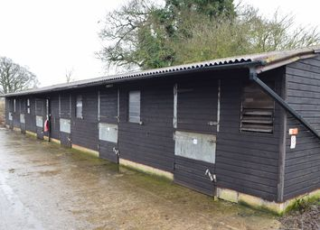 Thumbnail 1 bed equestrian property to rent in Alden Lane, Upton