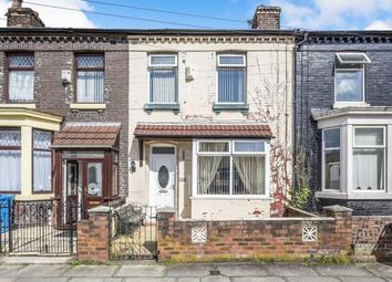 Thumbnail 3 bed terraced house for sale in Chester Road, Liverpool, Merseyside, England