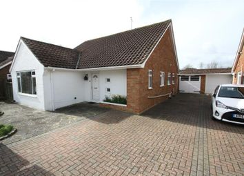Thumbnail 3 bed detached bungalow for sale in Westergate Close, Ferring, Worthing