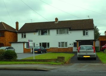 Thumbnail 3 bed property to rent in Coleshill Heath Road, Birmingham