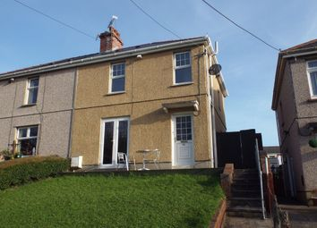 Thumbnail 3 bed semi-detached house for sale in Parcy Mynach, Pontyberem, Llanelli