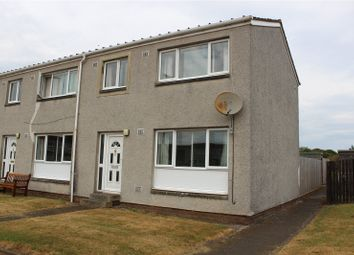 Thumbnail 2 bed end terrace house to rent in Hampden Close, Leuchars, St. Andrews, Fife