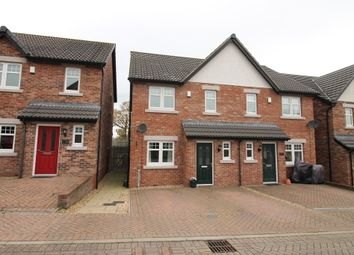 Thumbnail 4 bed semi-detached house for sale in Siskin Court, Carlisle