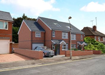 Thumbnail 4 bedroom semi-detached house for sale in Westbourne Terrace, Reading, Berkshire