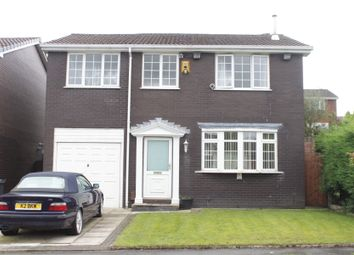Thumbnail 5 bed detached house for sale in Birkenhills Drive, Bolton