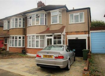 Thumbnail 5 bed semi-detached house for sale in Shenley Avenue, Ruislip, Middlesex