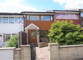 Thumbnail 3 bed town house for sale in Moorcroft Drive, Dewsbury