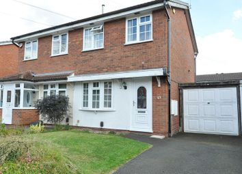 Thumbnail 2 bed semi-detached house for sale in Sparrey Drive, Bournville, Birmingham