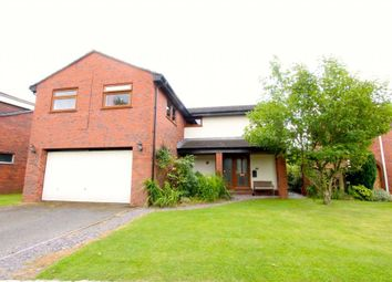 Thumbnail 4 bed detached house for sale in Lindsay Walk, Cuddington, Northwich
