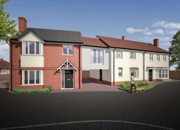 Thumbnail 3 bed end terrace house for sale in Sycamore Place, High Street, Thorpe-Le-Soken
