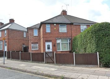 3 bed semi-detached house for sale in Duncan Road, Aylestone, Leicester LE2
