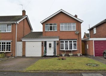 Thumbnail 3 bed detached house for sale in Pine Close, Newark