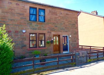 Thumbnail 1 bed flat for sale in Millburn Avenue, Dumfries, Dumfries And Galloway
