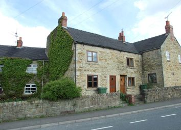 Thumbnail 1 bed terraced house to rent in Ripley Road, Heage, Belper