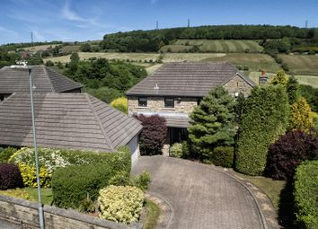 Thumbnail 4 bed detached house for sale in Valley Head, Huddersfield