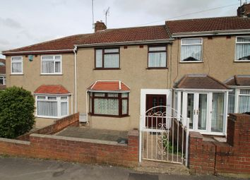 Thumbnail 3 bed terraced house for sale in Gilbert Road, Kingswood, Bristol